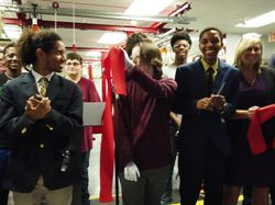 New GEA Mock Assembly Line at Doss High School