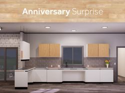 Shift Adaptive Kitchen Animation_Anniversary Surprise_CES 2020