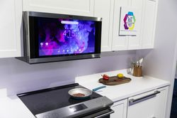 The next gen Kitchen Hub Micro with integrated AI powered computer vision technology