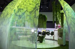 HomeGrown Concept Kitchen Imagines the Future of Food Production and Preparation at CES 2020
