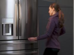 GE Profile 4-Door Hands-Free Autofill