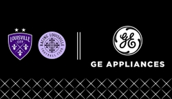 GE Appliances and Soccer Logo