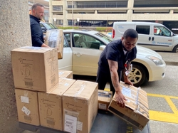 GE Appliances makes significant donation of 2,500 N95 masks to protect team at University of Louisville Health