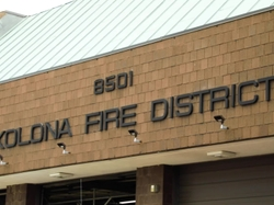GEA Donation to Okolona Fire Department