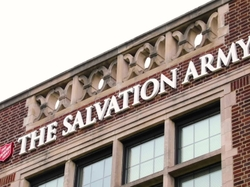 GEA Donation to Salvation Army