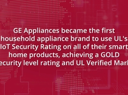 GE Appliances - Gold UL IoT Security Rating