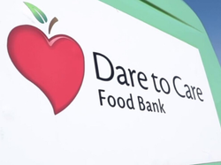Dare to Care donation