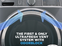 GE Appliances UltraFresh Front Load Washers Earn the Good Housekeeping Seal