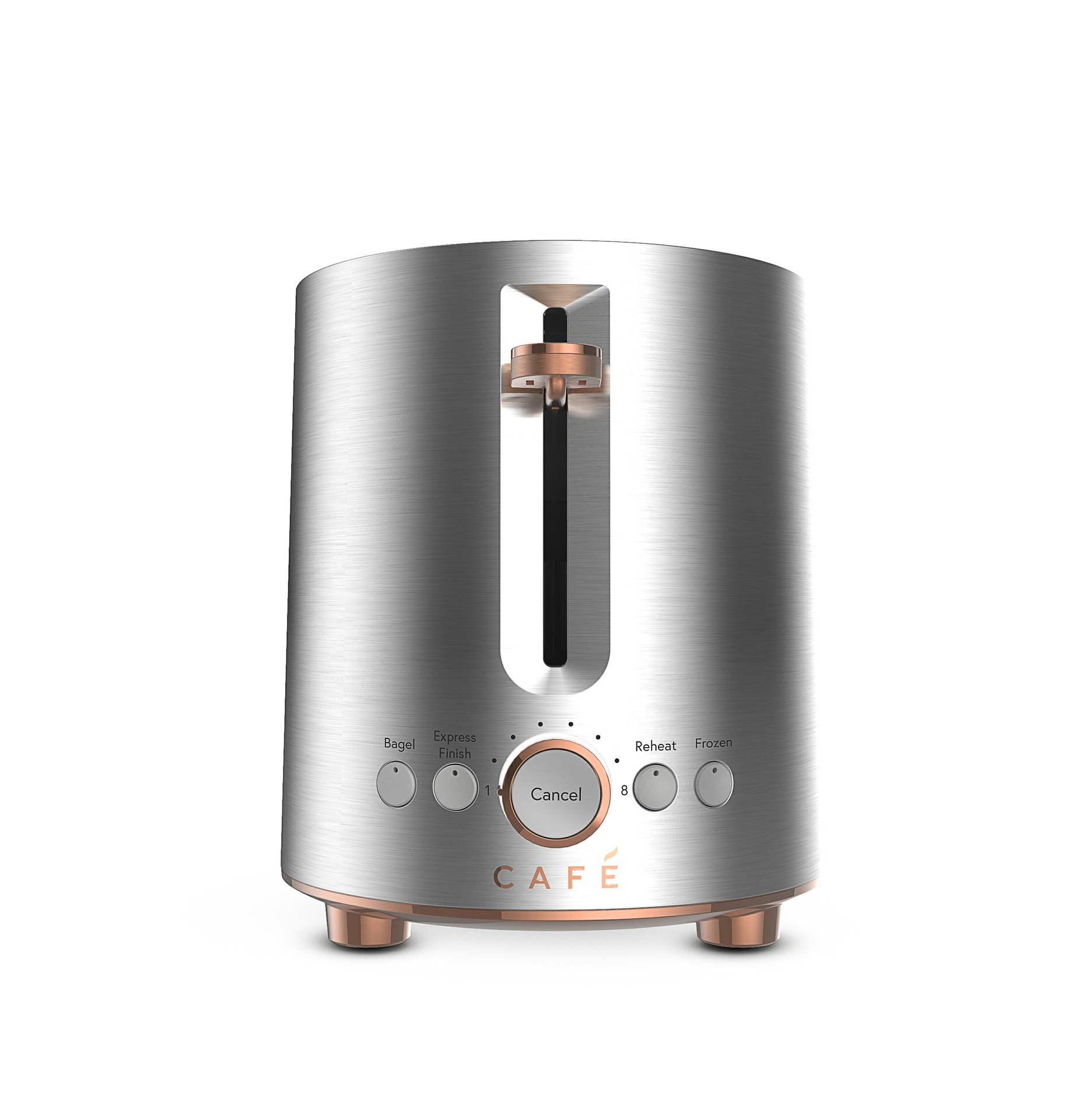 New CAFÉ Two-Slice Toaster
