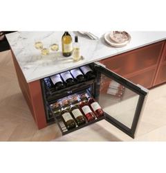 CAFÉ Undercounter Wine Center with magnum storage