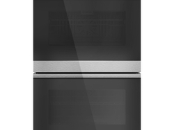 "CAFÉ 30"" Smart Built-In Convection Double Wall Oven in Modern Glass"