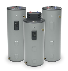 GE Smart Electric Water Heater with Flexible Capacity