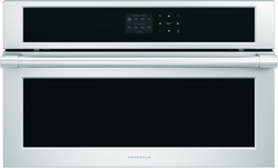 Monogram Statement Steam oven delivers new cooking results