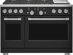 "CAFÉ Appliances Launches 48"" Cooking Range for the Stylish Entertainer"