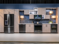 GE Profile Interconnection Kitchen at KBIS 2021