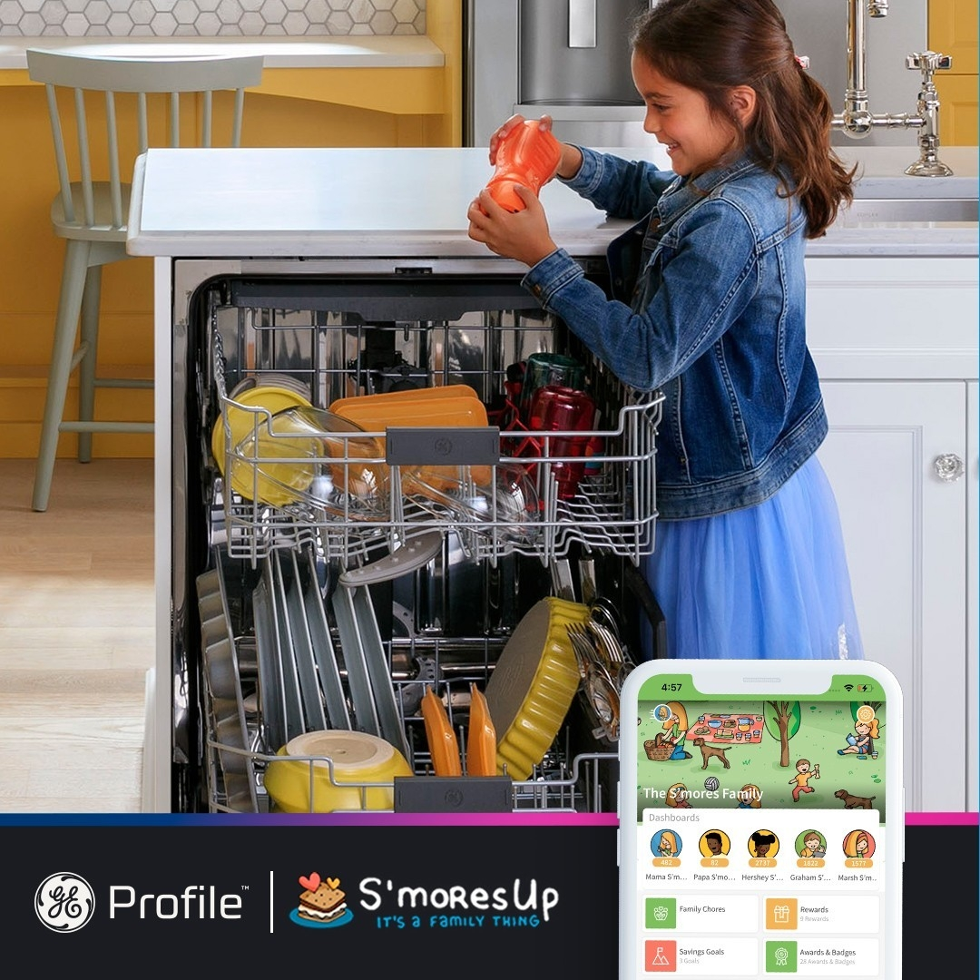 GE Profile and S'moresUp Announce Partnership