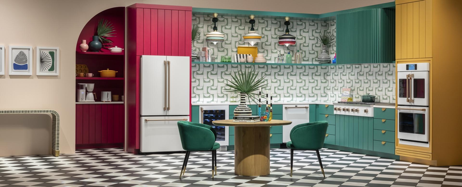 CAFÉ Endless Optimist Kitchen: KBIS 2021
