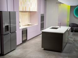 CAFÉ Mindful Escapism Kitchen: KBIS 2021