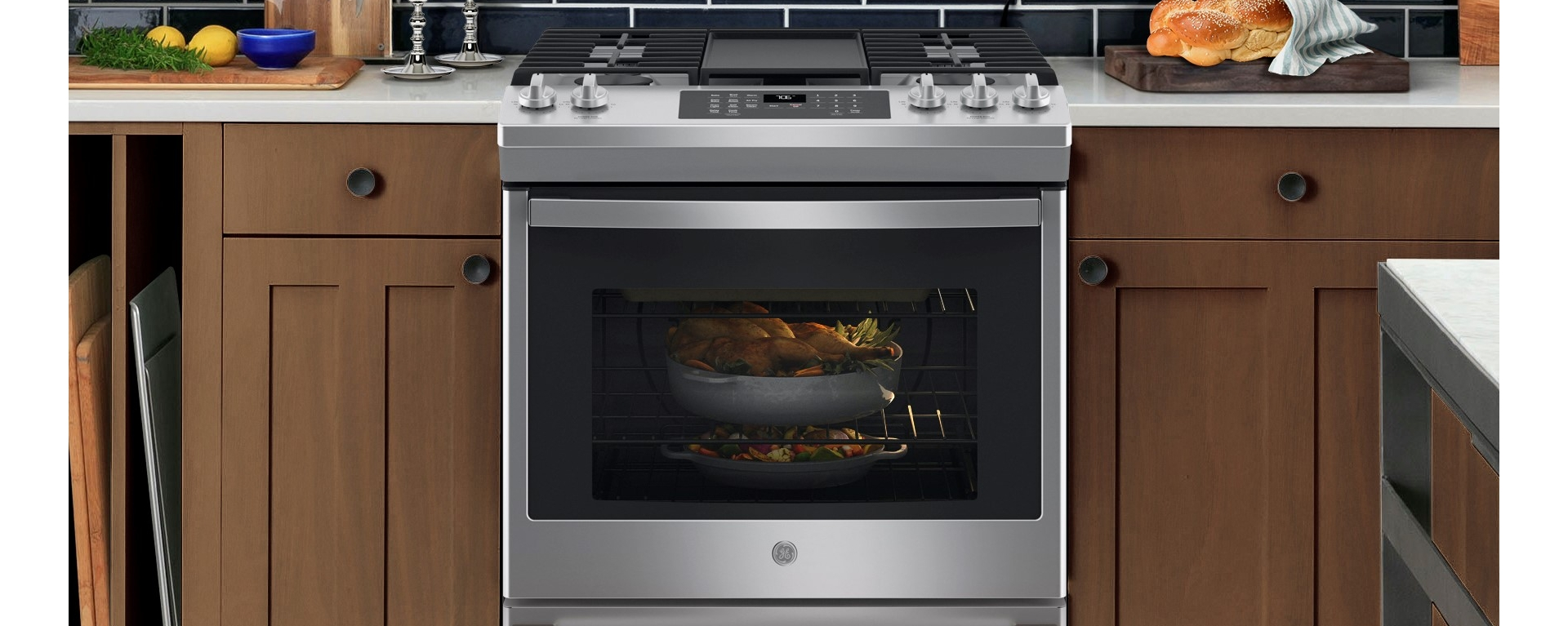 GE Appliances, in partnership with ZMAN Technologies, is now offering ovens and refrigerators that are 100 Kosher-certified when used in conjunction with the Shabbos Keeper.