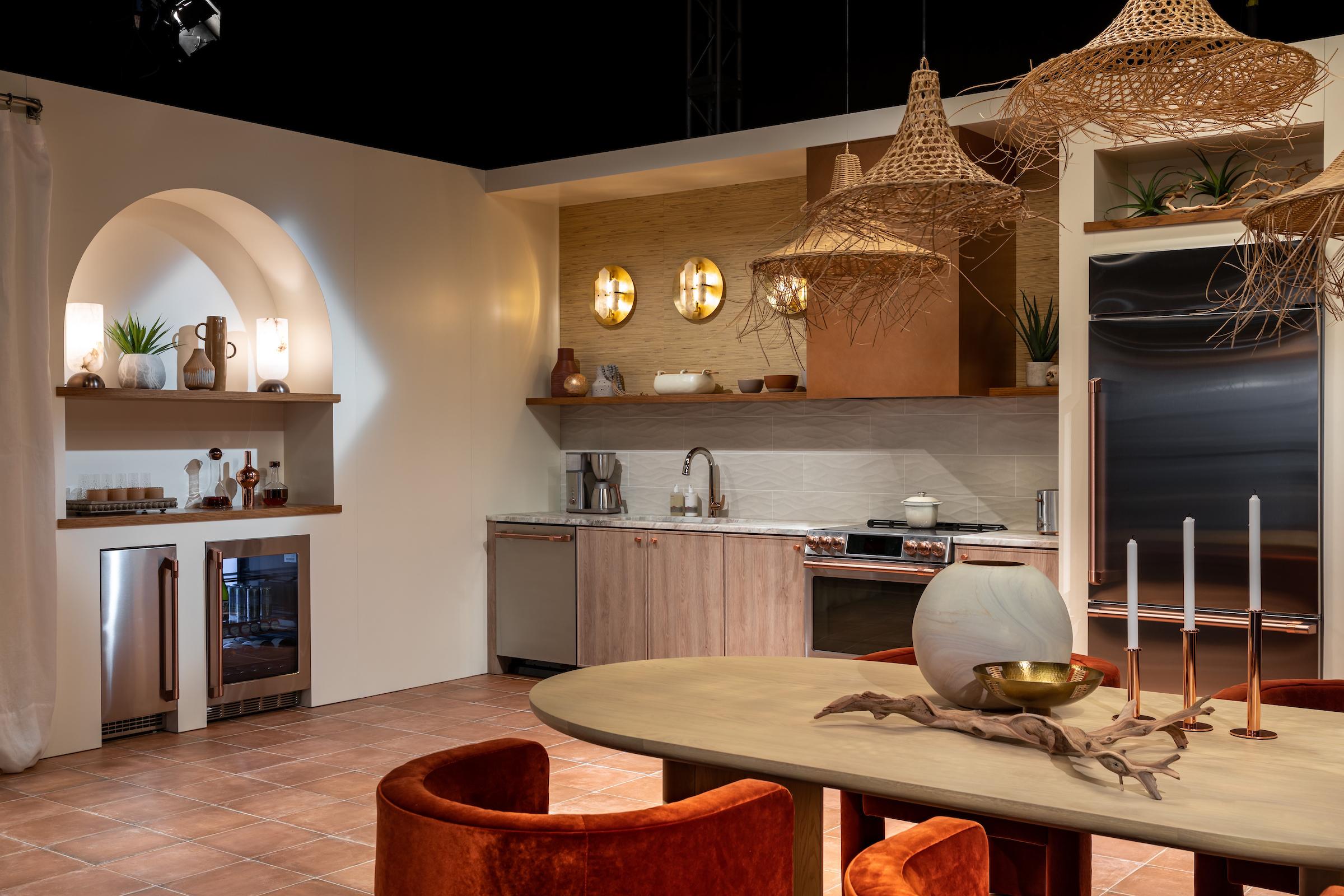 CAFÉ KBIS 2021 Kitchen: Desert Daydream