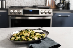 #AirFryApril-- Air Fried Brussels Sprouts