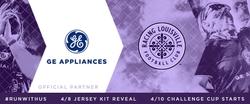 GE Appliances is a Proud Partner of Racing Louisville FC