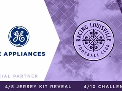 GE Appliances is a Proud Partner of Racing Louisville FC