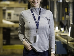 Lana Chausenko is a graduate of the University of Louisville's Speed School of Engineering and currently in her Test Systems rotation in GE Appliances' New Industry 4.0 Development Program.