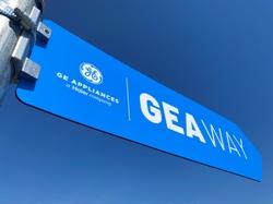 GEA Way Sign