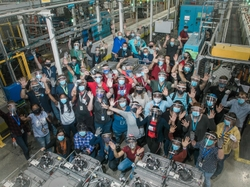 GE Appliances Recognized as an Achievers 50 Most Engaged Workplace
