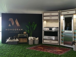 Monogram Booth at the FOOD & WINE Classic in  Aspen