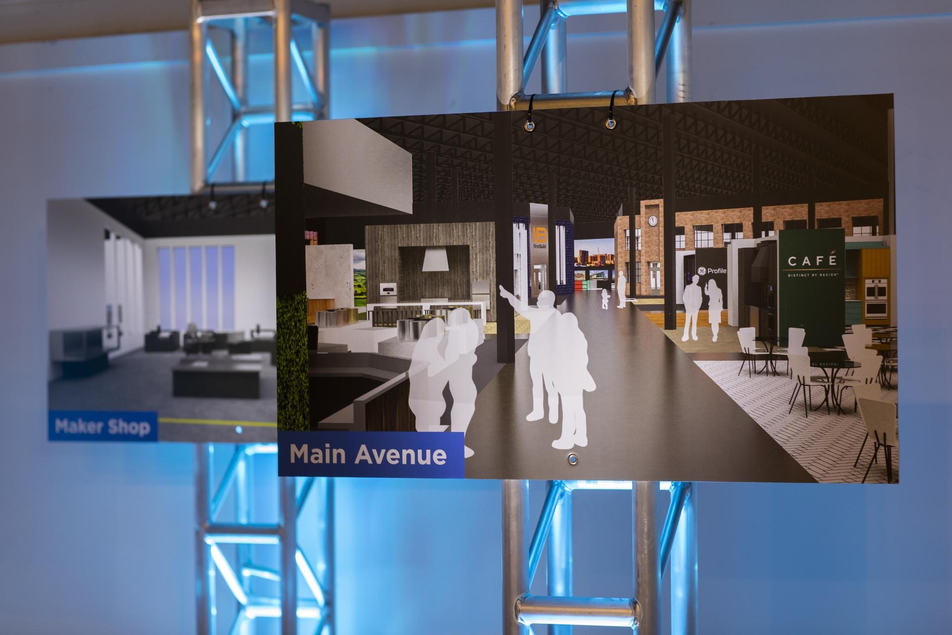 CoCREATE Stamford renderings