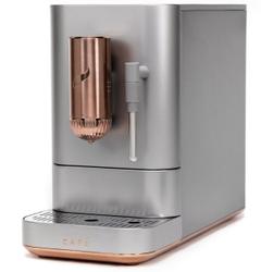 CAFÉ  AFFETTO Espresso Machine in Steel Silver