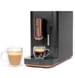 CAFÉ  AFFETTO Espresso Machine in Matte Black