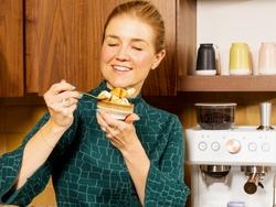 Jeni Britton, Founder and Chief Creative Officer of Jeni's Splendid Ice Cream, Creates Custom Affogato Recipes with New Line of CAFÉ Espresso Makers