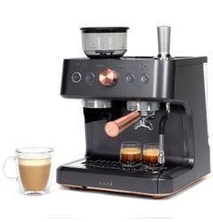 CAFÉ BELLISSIMO Espresso Maker in Matte Black