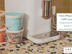 CAFÉ x Jeni Britton Classic Affogato Recipe