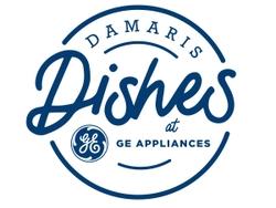 Damaris Dishes at GE Appliances Logo