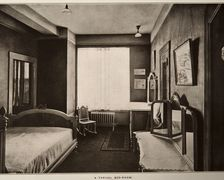 Typical Bedroom in 1911