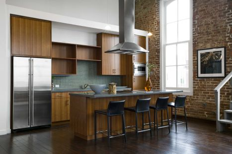 Thompson Lofts - Kitchen