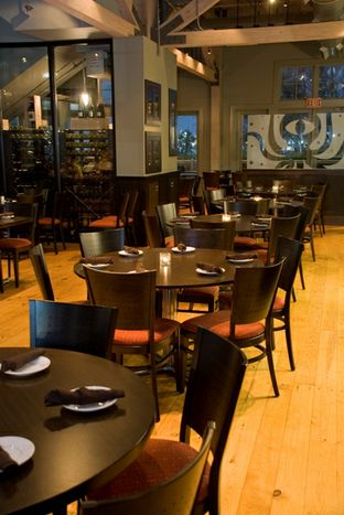 Olympia Grill Dining Room
