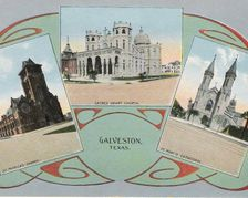 Galveston's Rosenberg Library to Present Last of Series of Historic Postcards at The Tremont House
