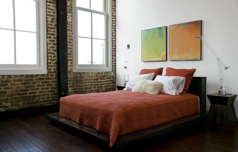 Thompson Lofts - Bedroom