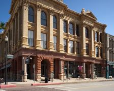 Two Generations of Masons Involved in Restoration of Historic Downtown Building