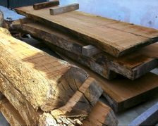Ship Builders to Transport Hurricane Ike Oak for Brig Galveztown Replica Project to Galveston's Sister City Malaga