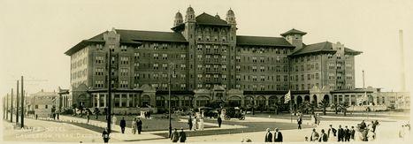 Hotel Galvez, Circa 1911 (1024X368 pixels)