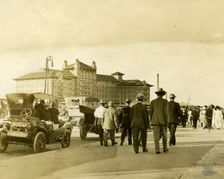 Hotel History - Hotel Galvez Key Step in Galveston's Recovery Following 1900 Storm