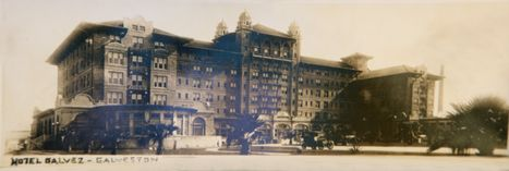Hotel Galvez Circa 1911 (very high res)