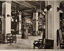 Hotel Galvez Lobby (Circa 1911)