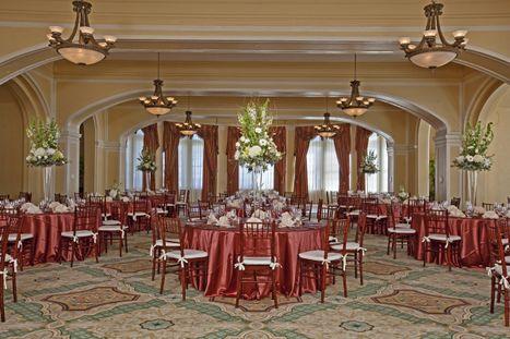 Music Hall (Banquet Style Setup)